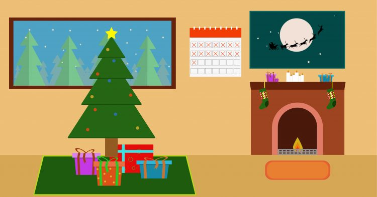 decluttering for christmas