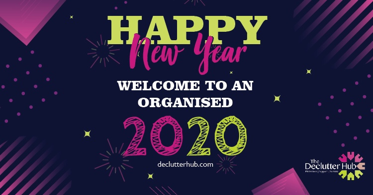 welcome to an organised 2020